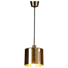 Portofino Brass Pendant Light
