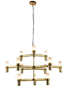 Replica Crown Minor Chandelier - Gold