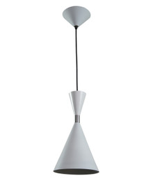 Cone Flask Pendant Light