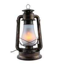 Replica Kerosine Table Lamp - Bronze