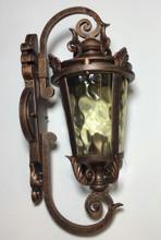 London Antique Bronze Coach Light