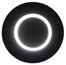 Astro Black Wall Light