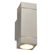 Blok Sleek Up Down Pillar Exterior Wall Light