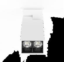 The D400 SHX Linear LED Downlight - White