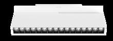 The D2000 SHX Linear LED Downlight-White