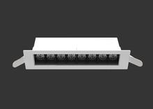 The D900 Linear LED Downlight-White