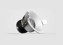 The New D550+ LED Downlight-White