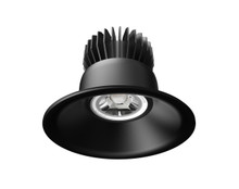 The Brightgreen D700+ LED Downlight-Black
