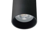 D2000 SHX Curve LED Downlight-Black