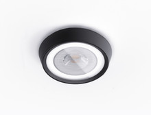 D900 S Curve LED Downlight-Black