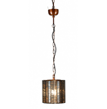 Forest Glass Pendant Light