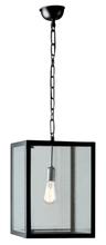 Box Cage Small Pendant Light
