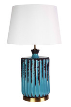 Alizee Ancient Jar Table Lamp