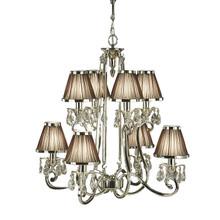 Luxuria 8 Light Chandelier by Viore Design