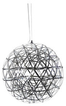 Spatial LED Pendant Light