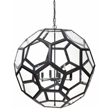 Large Pentagonal Bedford Pendant Light - 90cm - Main