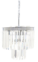 Calazio Crystal Pendant Light