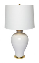 Carolina White Table Lamp