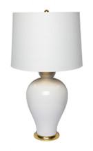 Carolina White Table Lamp