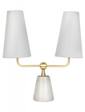 Stanbury White Table Lamp