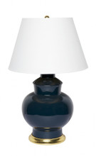 Torrence Blue Table Lamp