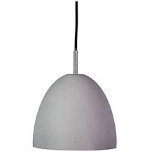 Bell Cement Pendant Light