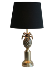 Brass Pineapple Table Lamp