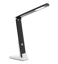 Devo LED Compact Adjustable Task Lamp in Black