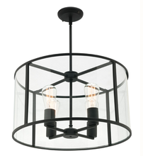 Liverpool 4 Light Round Pendant