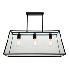 Manchester 3 Light Pendant Light