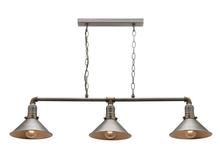 Rafa 3 Light Bar Pendant