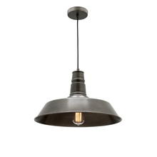 Dome Small Industrial Pendant Light