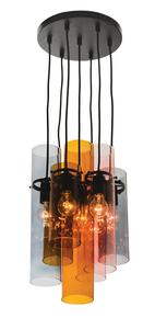 Colour Cluster 7 Light Pendant