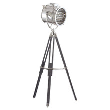 Marine Nautical Tripod Search Light Floor Lamp