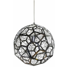 Net Pendant Light - Chrome  - Main