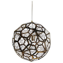 Net Pendant Light - Copper