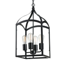 Garden 4 Light Pendant Light