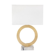 Olympic Gold Table Lamp