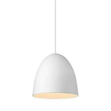 Melody White Pendant Light