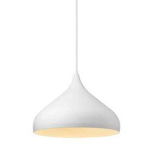 Nova White Pendant Light