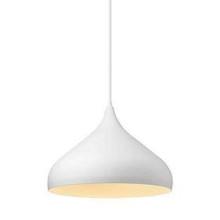Nova White Pendant Light
