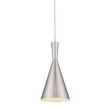 Ruby Nickel Pendant Light