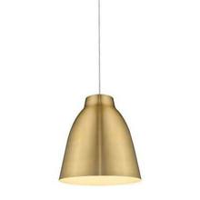 Zoey Brass Pendant Light
