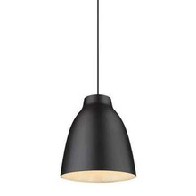 Zoey Black Pendant Light