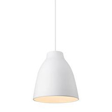 Zoey White Pendant Light