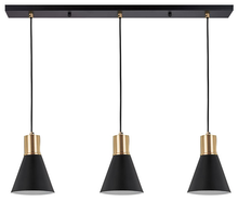 Como Cone 3 light Bar Pendant Light