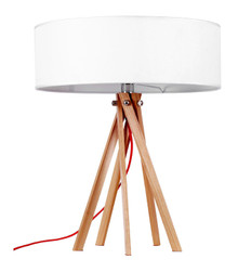 Adnor Timber Table Lamp
