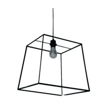 Pop Pendant Light in Black