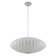 Replica George Nelson Saucer Bubble Lamp - Light Off