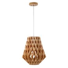 Replica Showroom Finland Pilke 36 Pendant Light in Natural Birch